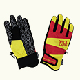 ONYONE[オンヨネ] JACKFROST13 GIMMICK GLOVE JFA95000 056/273 RED/YELLOW
