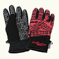 ONYONE[オンヨネ] JACKFROST13 UP GLOVE スノーボードグローブ JFA96003 056 RED