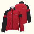 ONYONE[オンヨネ] Jr. SHELL JACKET ONJ17915S 056 RED