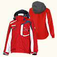 ONYONE[オンヨネ] Jr.PADDING JACKET ONJ75305 056 RED