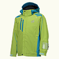 ONYONE[オンヨネ] Jr. OUTER JACKET ONJ78400 355x617 LIME GREEN