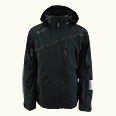 ONYONE[オンヨネ] DEMO OUTER JACKET ONJ91042 009 BLACK