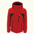 ONYONE[オンヨネ] TEAM OUTER JACKET ONJ91550 055 RED