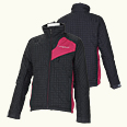 ONYONE[オンヨネ] PADDING JACKET ONJ95072 009/964 BLACK/ROSE
