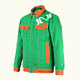 ONYONE[オンヨネ] OUTER JACKET ONJ96110 434 Green