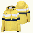 ONYONE[オンヨネ] OUTER JACKET ONJ97111 263 ASH YELLOW