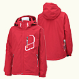 ONYONE[オンヨネ] OUTER JACKET ONJ17300S 055 RED
