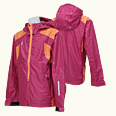 ONYONE[オンヨネ] SHELL JACKET ONJ97500S 954/114 MAGENTA/ORANGE