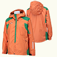 ONYONE[オンヨネ] OUTER JACKET ONJ97510 114/455 ORANGE/GREEN