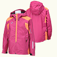 ONYONE[オンヨネ] OUTER JACKET ONJ97510 954/114 MAGENTA/ORANGE