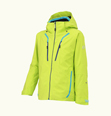 ONYONE[オンヨネ] OUTER JACKET ONJ99040-2 313 LIME