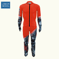 ONYONE[オンヨネ] Jr GS RACING SUIT(Not FIS) ONO71078 055 RED