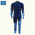 ONYONE[オンヨネ] Jr GS RACING SUIT(Not FIS) ONO71078 713 BLUE