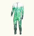 ONYONE[オンヨネ] Jr. GS RACING SUIT Not FIS ONO79078 455 GREEN