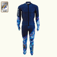 ONYONE[オンヨネ] GS RACING SUIT(For FIS) ONO91070 713 BLUE