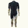 ONYONE[オンヨネ] GS RACING SUIT(Not FIS) ONO91072 009 BLACK