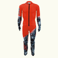 ONYONE[オンヨネ] GS RACING SUIT(Not FIS) ONO91072 055 RED