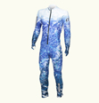 ONYONE[オンヨネ] GS RACING SUIT(For FIS) ONO99070 713 BLUE