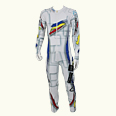 ONYONE[オンヨネ] GS RACING SUIT(Not FIS) ONO99A73 100 ホワイト