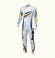 ONYONE[オンヨネ] ANDORRA GS RACING SUIT(Not.FIS) ONO99A77 100 WHITE