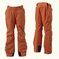 ONYONE[オンヨネ] SIDEOPEN PANTS ONP07150-ONS 145 ORANGE