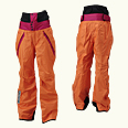 ONYONE[オンヨネ] OUTER PANTS ONP07550-ONS 114/954 ORANGE/MAGENTA