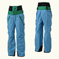 ONYONE[オンヨネ] OUTER PANTS ONP07550-ONS 613/455 SKY/GREEN