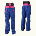 ONYONE[オンヨネ] OUTER PANTS ONP07550-ONS 685/954 BLUE/MAGENTA