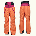 ONYONE[オンヨネ] OUTER PANTS ONP17550S 114/954 ORANGE/MAGENTA
