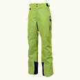 ONYONE[オンヨネ] MEN'S OUTER PANTS ONP18060 315 LIME