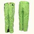 ONYONE[オンヨネ] Jr.SIDEOPEN PANTS ONP77440 355 LIME