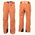 ONYONE[オンヨネ] OUTER PANTS ONP97155 145 ORANGE