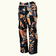 ONYONE[オンヨネ] PRINT OUTER PANTS ONP98156 009PG SG-BLACK