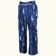 ONYONE[オンヨネ] PRINT OUTER PANTS ONP98156 724PS ST-BLUE