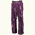 ONYONE[オンヨネ] PRINT OUTER PANTS ONP98156 939PS ST-PURPLE