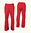 ONYONE[オンヨネ] OUTER PANTS ONP98350 055 RED