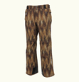 ONYONE[オンヨネ] PRINT OUTER PANTS ONP99P50-2 179PS ST-BROWN